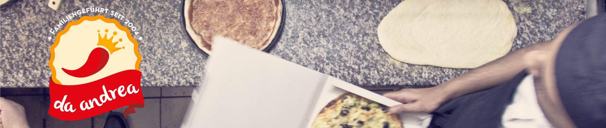 Pizzeria Da Andrea Essen